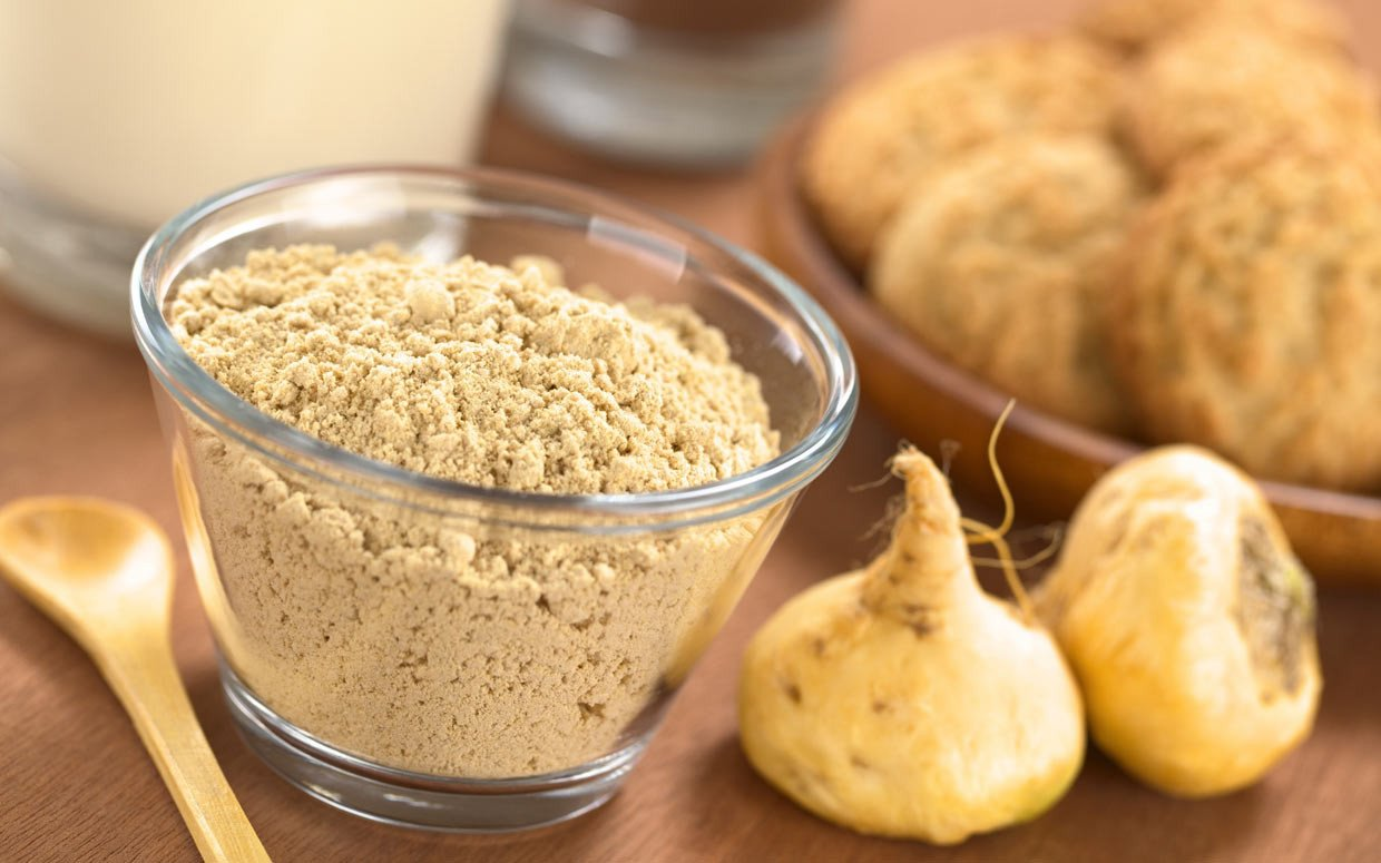 Physiological Section – Maca Soup